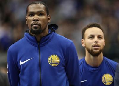 NBA》明星賽新制度 杜蘭特:我不想挑隊友