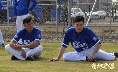 中職首次選秀狀元與榜眼同隊 林晨樺感謝林煜清幫他加薪