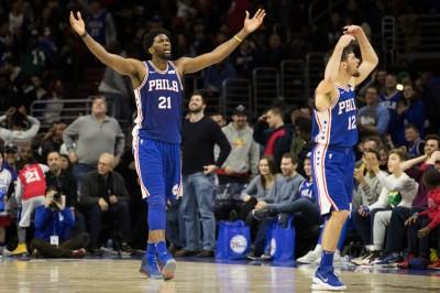 NBA》差點搞砸21分領先!恩比德雙十領軍險勝暴龍