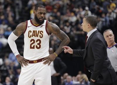 NBA》本季被勇士痛宰  專家預言騎士將無緣冠軍戰
