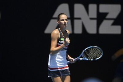 澳網》捷克前球后普莉絲可娃 直落二晉女單64強