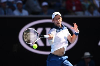 網球》喬帥傷癒復出開胡 澳網第7冠邁出第一步