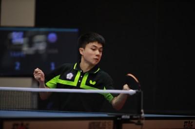 匈牙利公開賽》撂倒世青亞軍   林昀儒今晚爭冠