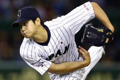 MLB》勇奪十大新秀右投榜首 大谷翔平成新人王大熱門