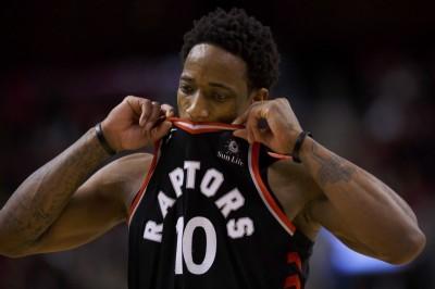 NBA》「比賽根本是5打8」 暴龍德羅森嗆裁判遭罰45萬
