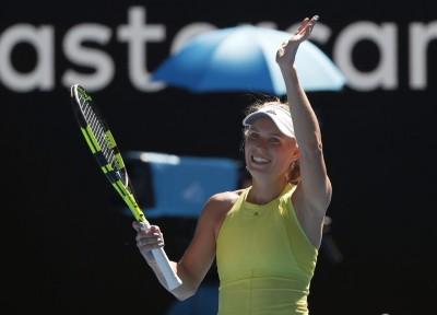 澳網》逃過2個賽末點 丹麥甜心大逆轉晉級女單第三輪