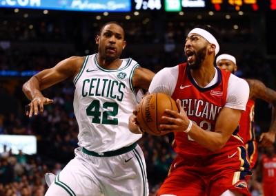 NBA》一眉哥連兩戰飆40分!鵜鶘延長賽擊落塞爾提克