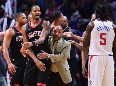 NBA》快艇、火箭休息室衝突 亞里札和G.格林各遭禁賽兩場