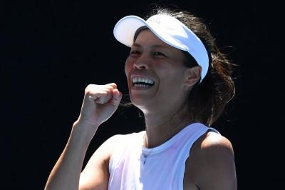 網球》雙喜臨門!謝淑薇澳網爆冷勝 又取得WTA台灣賽會內資格