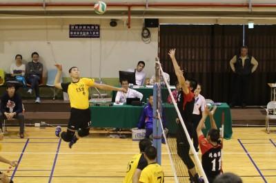 潭秀國中排球隊晉級前六強 再闖國中甲級排球聯賽決賽