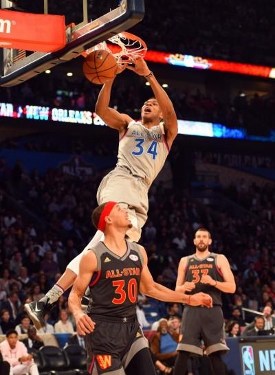 NBA》「萌神」當隊長想選「字母哥」  居然是為了這原因