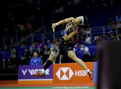 羽球》近年見中國一次打一次 戴資穎八強重挫陳雨菲