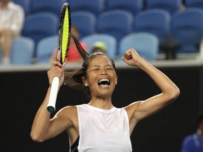 澳網》擊敗前世界第2 謝淑薇多項數據贏過對手