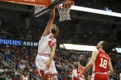 NBA》R.羅培茲砍全場最高 公牛近5戰奪4勝