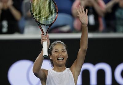 澳網》謝淑薇週一上午約10時 力戰前世界球后拚澳網女單8強