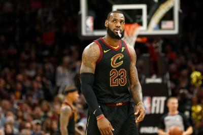NBA》詹皇無緣3萬分 還被雷霆刷多項紀錄