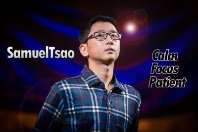爐石》滿意八強成績 SamuelTsao:若有機會願投入職業