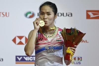 羽球》最難打的對手!泰國一姐奪冠後謙虛讚美戴資穎