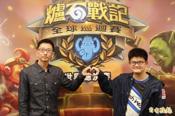 台灣no.1! 閃電狼「大哥」獲爐石戰記世界冠軍