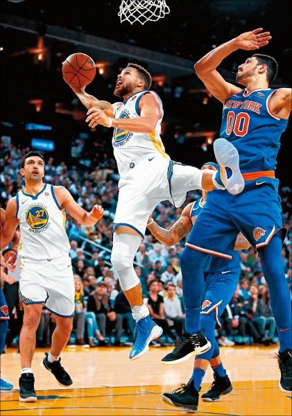 NBA》第3節之王 柯瑞三分彈送客