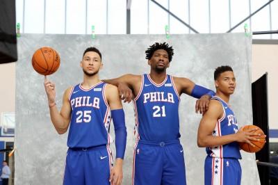 NBA》七六人狀元詭譎傷勢 教練也摸不著頭緒