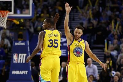 NBA》 勇士只有他入選詹姆斯隊 杜蘭特:詹皇第一個就挑我