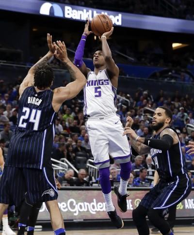 NBA》挑戰賽隊友都被挑獨漏他   國王首輪新秀:我不在乎