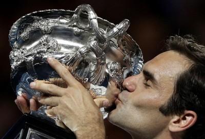 網球》寶刀未老 費爸成三大滿貫賽最多冠選手