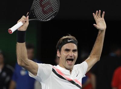 澳網》賽史「六冠王」!不老費爸衛冕 大滿貫史上最多20金