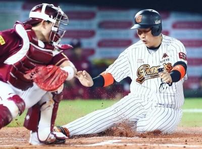 棒球》樂天巨人來台集訓 這次有李大浩