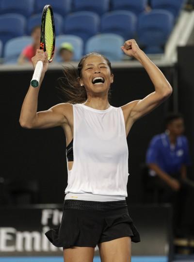 澳網》WTA票選單月最突破選手  外國網友一面倒狂推謝淑薇