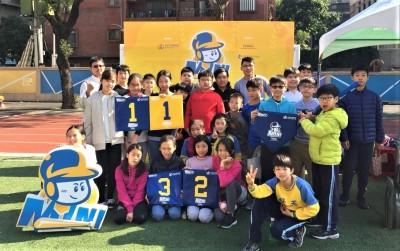 Mini Baseball師資研習會 國際講師親赴來台教學