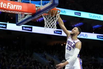 NBA》留級狀元西蒙斯補進明星賽?美雜誌票選過半球迷力挺