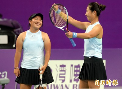 網球》球速比澳網慢 梁恩碩台灣首戰吞敗
