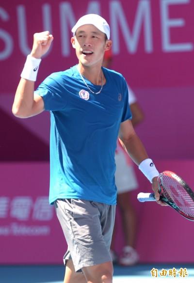挑戰日本「網球王子」錦織圭!世大運金牌莊吉生凌晨達拉斯出擊