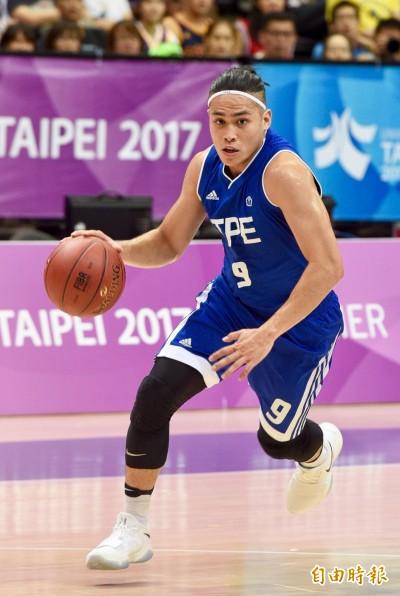 籃球》世界盃資格賽台灣隊24人名單出爐 張宗憲、陳盈駿領銜