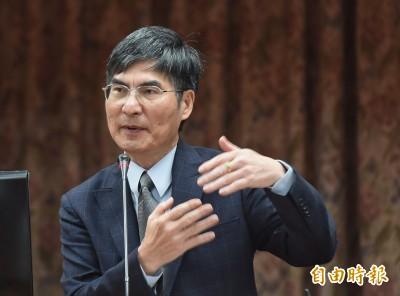行動支持體育選手 科技部長陳良基將加入排球協會