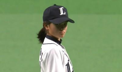 棒球》日小六女左投飆116公里 嚇壞網友(影音)