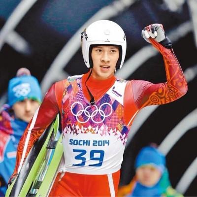 冬奧》連德安為台灣打頭陣 日本媒體也關注!