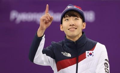 冬奧》動7次手術不放棄 小將林孝俊為南韓奪本屆首金
