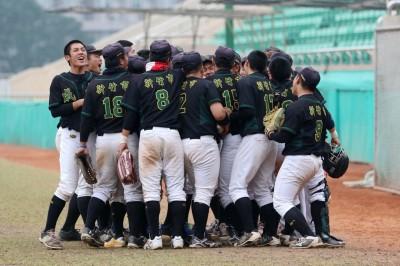 高中木棒聯賽 新竹成德高中過關斬將進八強
