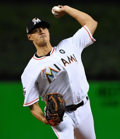 MLB》馬林魚公布新主力 總裁掛保證殷仔先發