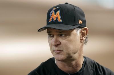 MLB》球星走光仍超興奮  馬林魚教頭:你可能覺得我瘋了