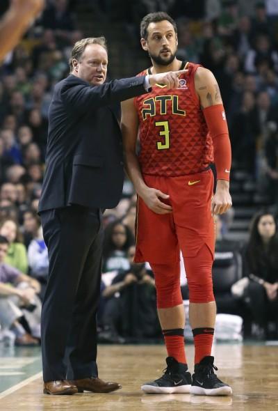 NBA》勇士搶人失敗 貝利納里將加盟七六人