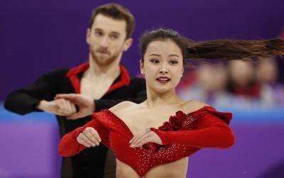 冬奧大失誤!南韓滑冰美女差點上空演出(影音)