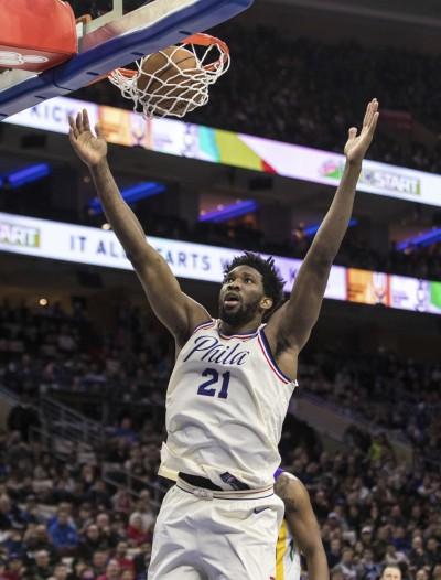 NBA》上週東西部最佳球員 推特王、大鬍子獲選
