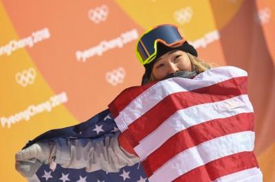 冬奧》17歲美國韓裔少女超威 成單板滑雪最年輕金牌得主