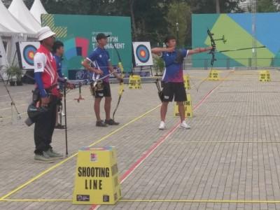 射箭》逆轉地主印尼 台灣隊亞運測試賽單日兩金
