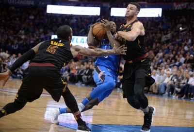 NBA》表現超乎預期! 騎士總仔大讚新外援