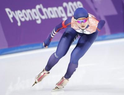 冬奧》黃郁婷強項1000公尺亮相 締造台將最佳名次